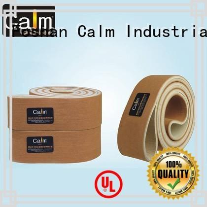 Calm Industrial Felt Brand low 480°c 280°c felt belt