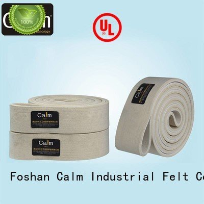 Calm Industrial Felt industrial conveyor manufacturers low middle felt
