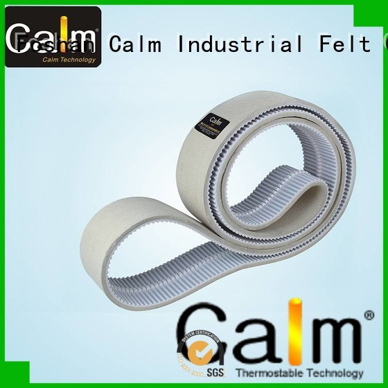 Calm Industrial Felt Brand timing felt strips belt factory