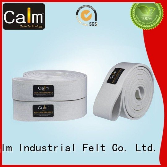 industrial conveyor manufacturers ring tempseamless felt belt Calm Industrial Felt Warranty