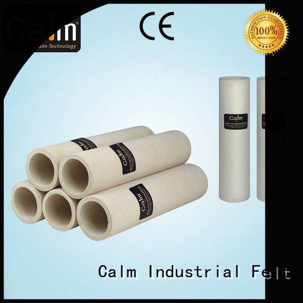 Calm Industrial Felt Brand tempresistance pe black felt roll pbo 280°c