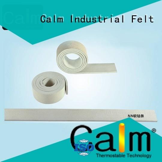 strip 280° two felt strips nomex Calm Industrial Felt Brand