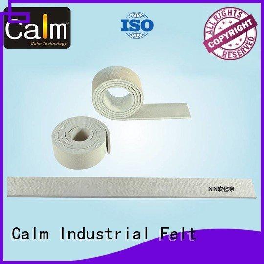 iron felt strips packing rack Calm Industrial Felt