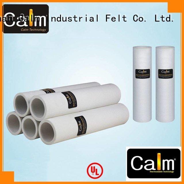 black felt roll middletemp felt roll Calm Industrial Felt Brand