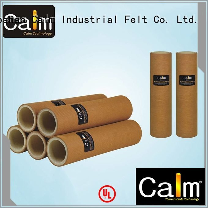 black felt roll high felt roll Calm Industrial Felt