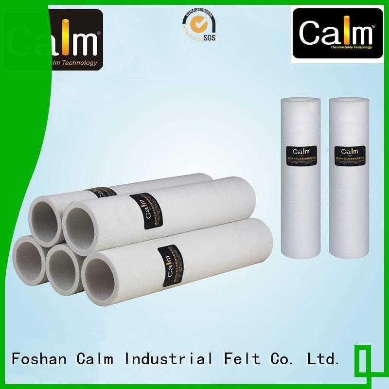 pbokevlar600°c high Calm Industrial Felt felt roll