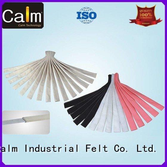 Custom Felt Spacer Sleeve fetl sleeve spacer Calm Industrial Felt