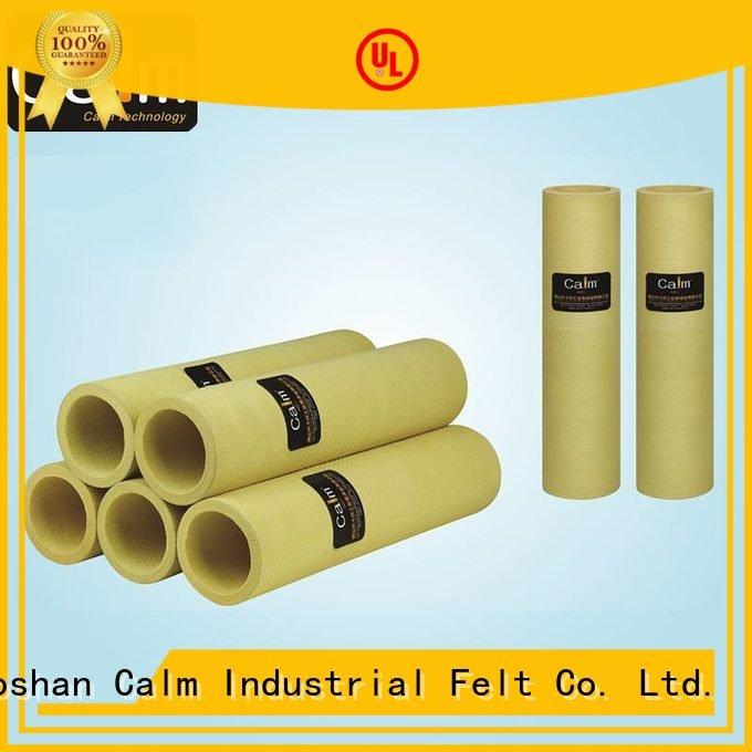 Calm Industrial Felt Brand pbo tempresistance felt roll high pbokevlar600°c
