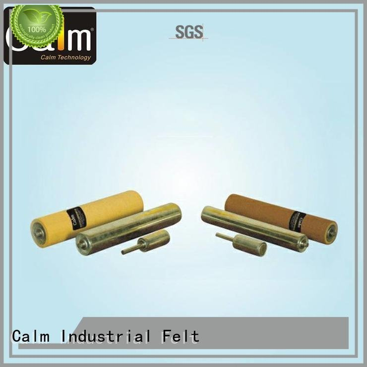 roller gravity iron gravity roller conveyor Calm Industrial Felt
