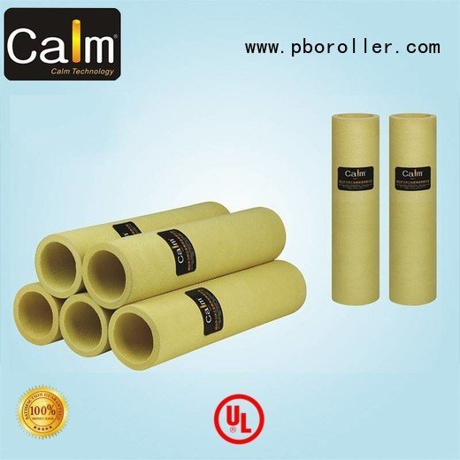 Calm Industrial Felt Brand high tempresistance felt roll roller 180°c
