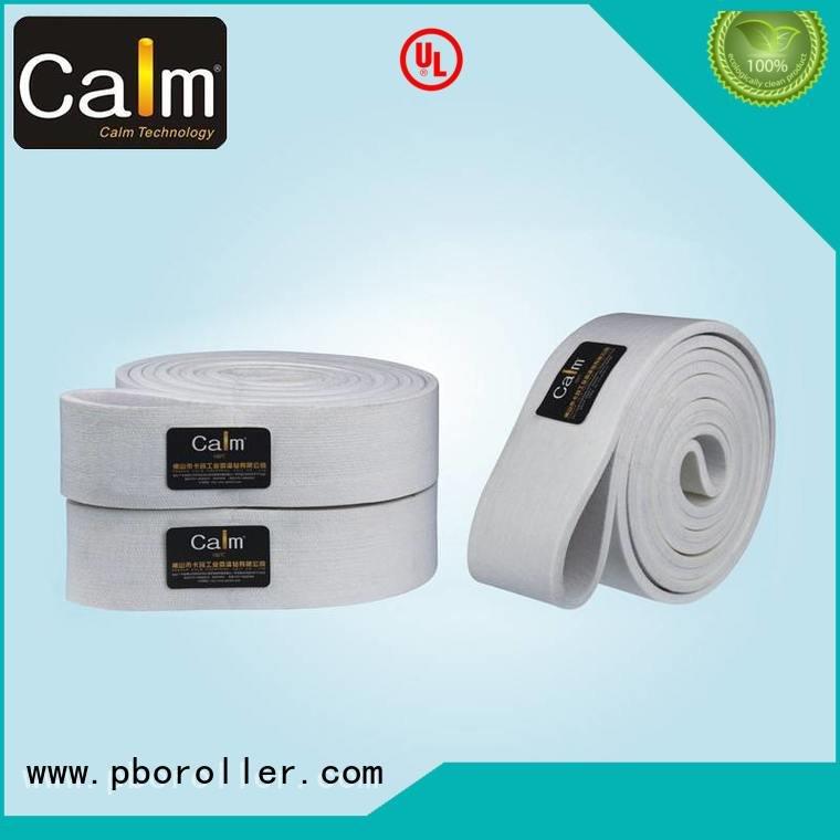 Calm Industrial Felt low felt belt conveyor belt
