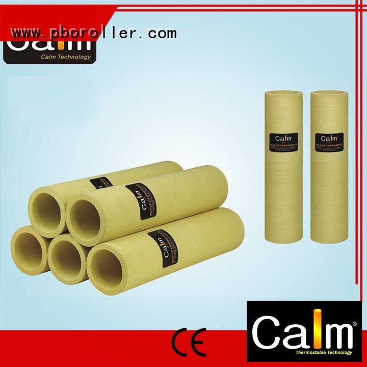 Custom felt roll tempresistance pe 180°c Calm Industrial Felt
