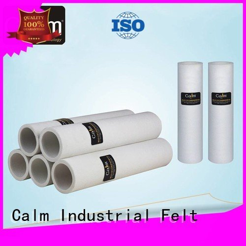 black felt roll middletemp felt roll Calm Industrial Felt