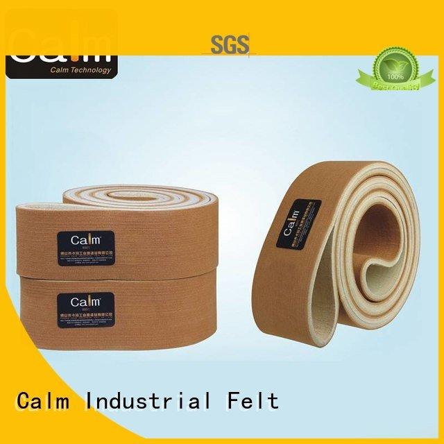 Calm Industrial Felt Brand belt ring felt belt 480°c middle