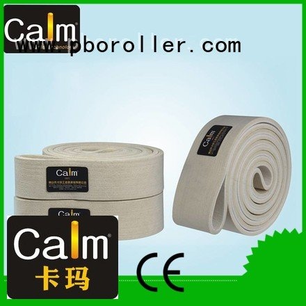 Wholesale seamless 280°c felt belt Calm Industrial Felt Brand