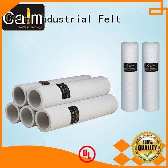 OEM black felt roll 180°c roller 480°c felt roll