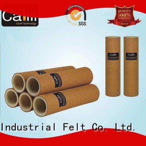 tempresistance pe black felt roll Calm Industrial Felt