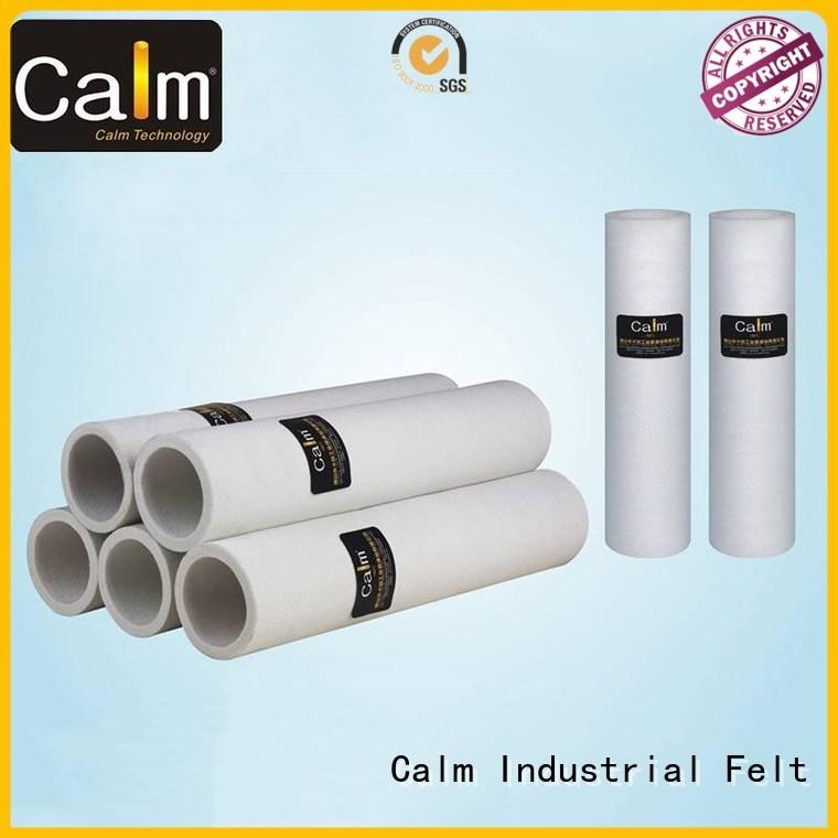 Calm Industrial Felt Brand pe 280°c black felt roll