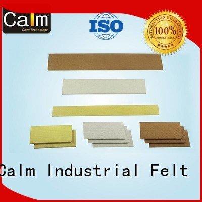 Hot thick felt pads pad industrial felt pads felt Calm Industrial Felt