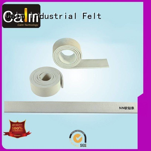 Calm Industrial Felt Brand side packing thin felt strips two nomex