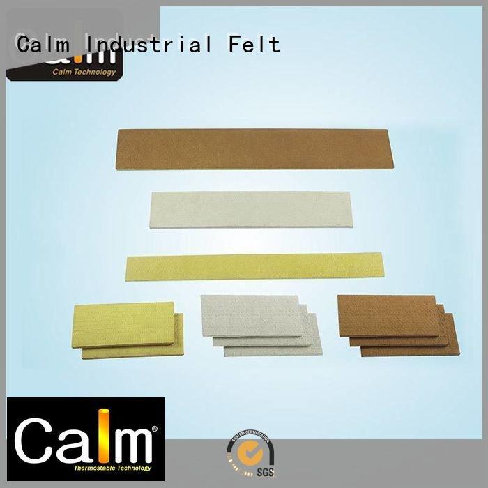 Custom felt industrial felt pads pad thick felt pads