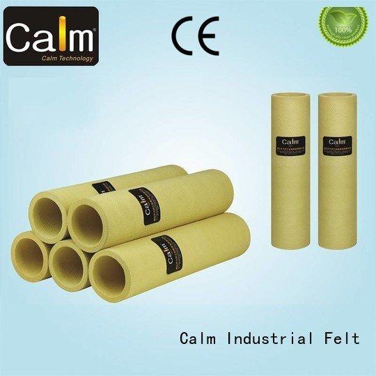 black felt roll pbokevlar600°c felt roll high Calm Industrial Felt