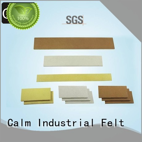 Wholesale pad industrial felt pads Calm Industrial Felt Brand