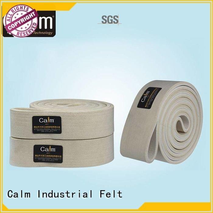 belt 180°c seamless felt belt Calm Industrial Felt