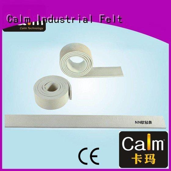 Calm Industrial Felt Brand nomex protection felt felt strips iron