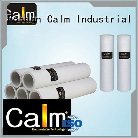 black felt roll high 480°c Calm Industrial Felt Brand