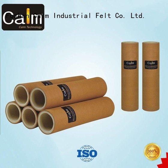 pbokevlar600°c 180°c Calm Industrial Felt black felt roll