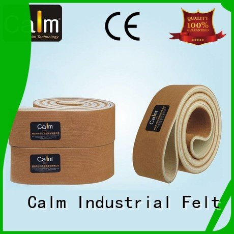 480°c 280°c Calm Industrial Felt felt belt
