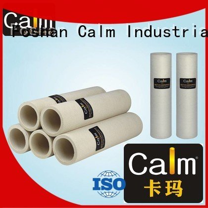 Calm Industrial Felt Brand 480°c roller felt black felt roll