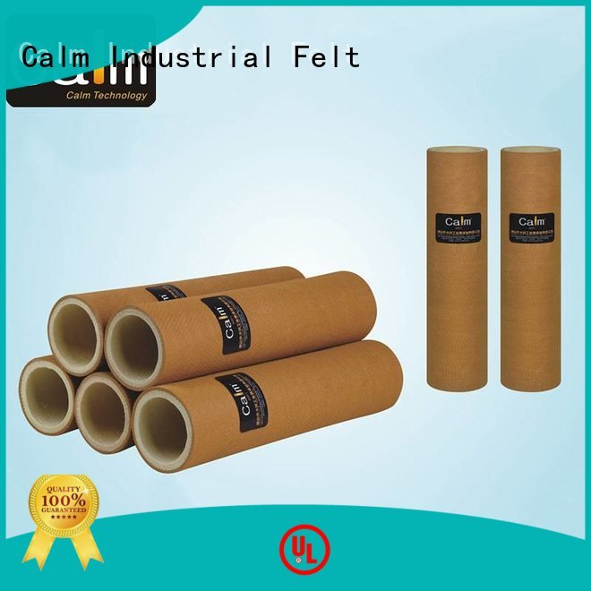 Calm Industrial Felt Brand 480°c 180°c roller felt roll