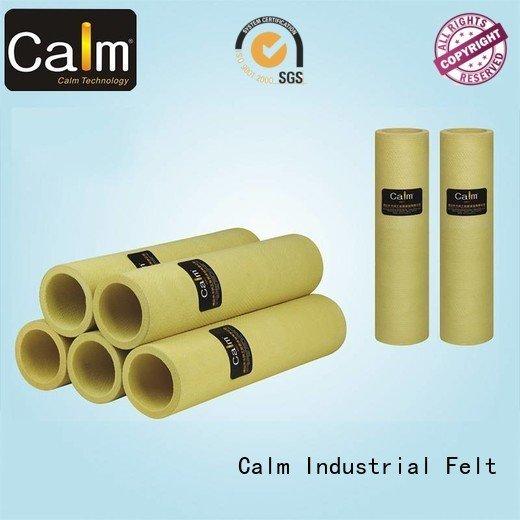 pbokevlar600°c middletemp felt black felt roll Calm Industrial Felt