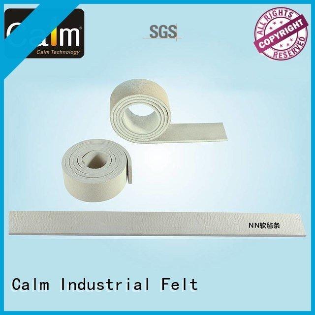 iron rack Calm Industrial Felt thin felt strips