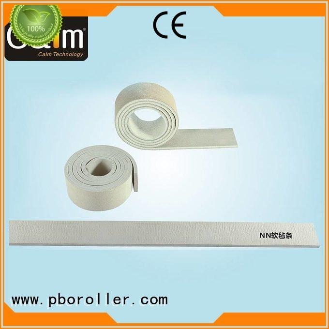 thin felt strips iron 280° two side