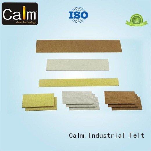 thick felt pads felt pad industrial felt pads Calm Industrial Felt Brand