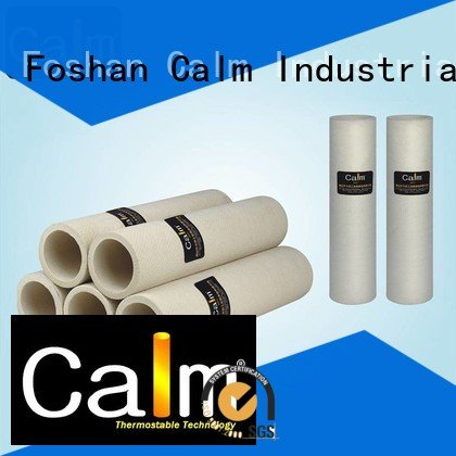 Calm Industrial Felt felt pe pbokevlar600°c black felt roll 280°c