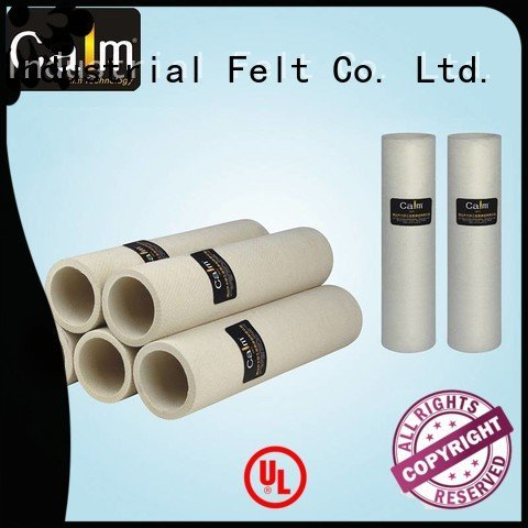 Calm Industrial Felt 180°c 480°c high black felt roll pbokevlar600°c