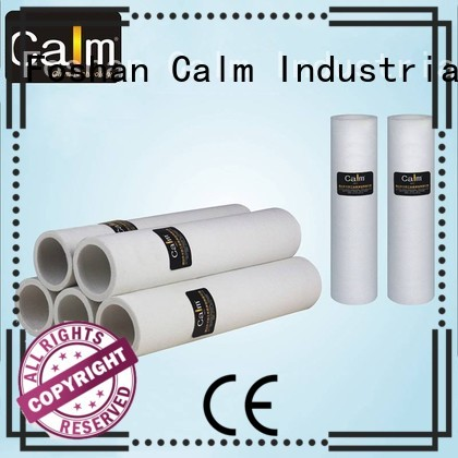 Hot pbo black felt roll 180°c Calm Industrial Felt Brand
