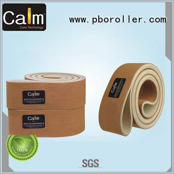 Custom 600°c felt belt low industrial conveyor manufacturers