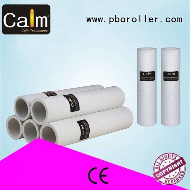 black felt roll 480°c middletemp felt roll Calm Industrial Felt Brand
