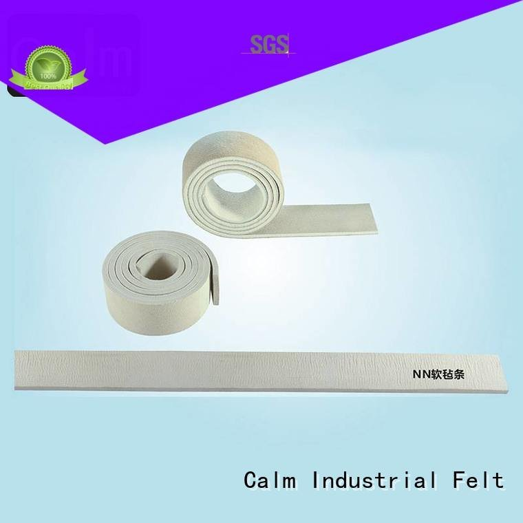 felt side felt strips 280° Calm Industrial Felt
