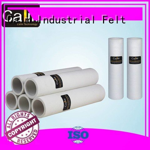 280°c high black felt roll Calm Industrial Felt