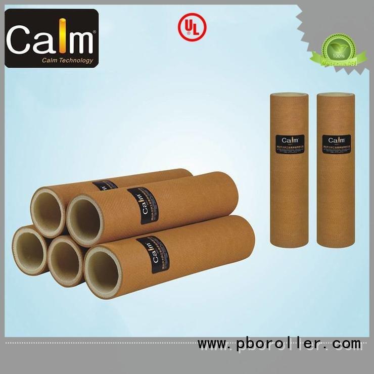 black felt roll felt pbo OEM felt roll Calm Industrial Felt