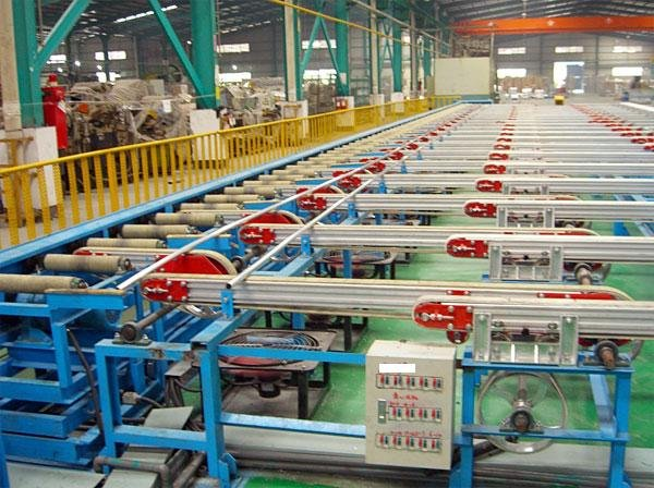 480°c 600°c industrial conveyor manufacturers Calm Industrial Felt