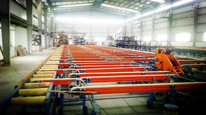 Calm Industrial Felt seamless tempseamless 600°c industrial conveyor manufacturers conveyor