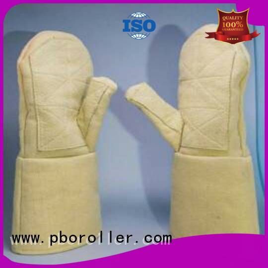 Kevlar gloves for metal casting 3.5Grade 500℃ Calm Industrial Felt Brand