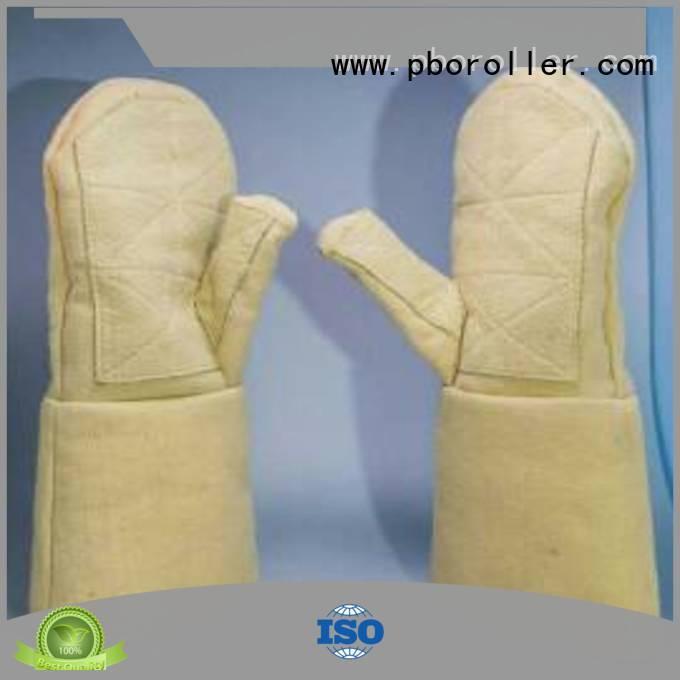 3.5Grade 500℃ Calm Industrial Felt Kevlar gloves for metal casting